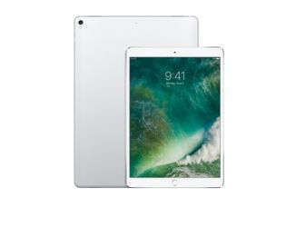 iPad Pro: Front and Back View