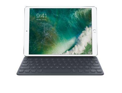 iPad Pro: Keyboard View