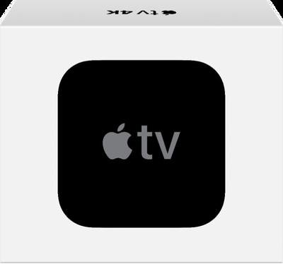 Apple TV 4 - 2