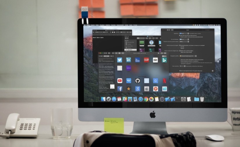 macOS and iOS Dark Mode Rumored with WebKit code