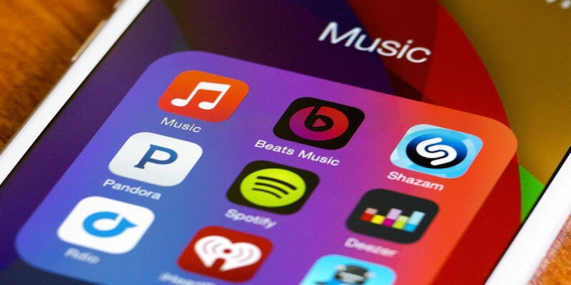 Top Five Apps For Streaming Music on an iOS/MacOS Device