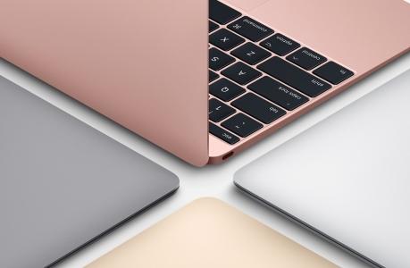 MacBook Colors