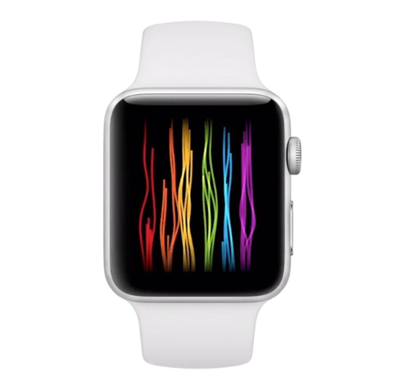 Rainbow Watchface Coming
