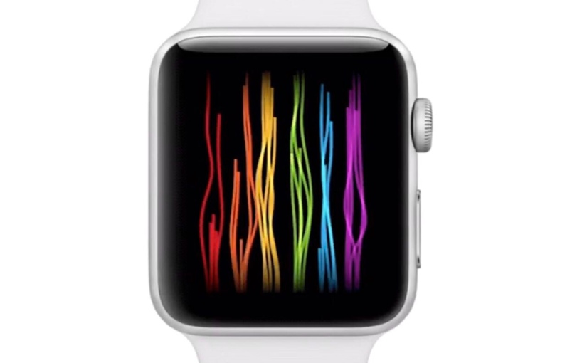 Rainbow Watchface Coming