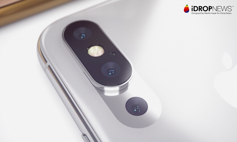 Apple Rumored To Introduce iPhone With Triple-Lens Rear Camera Next Year