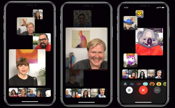 Group FaceTime Will Not Release in iOS 12