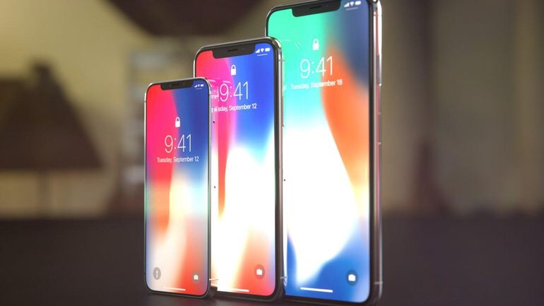 LG To Supply 2-4 Million OLED Screens For Apple's iPhone X Plus This Year