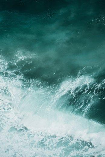 iPhone X Plus Water wallpaper