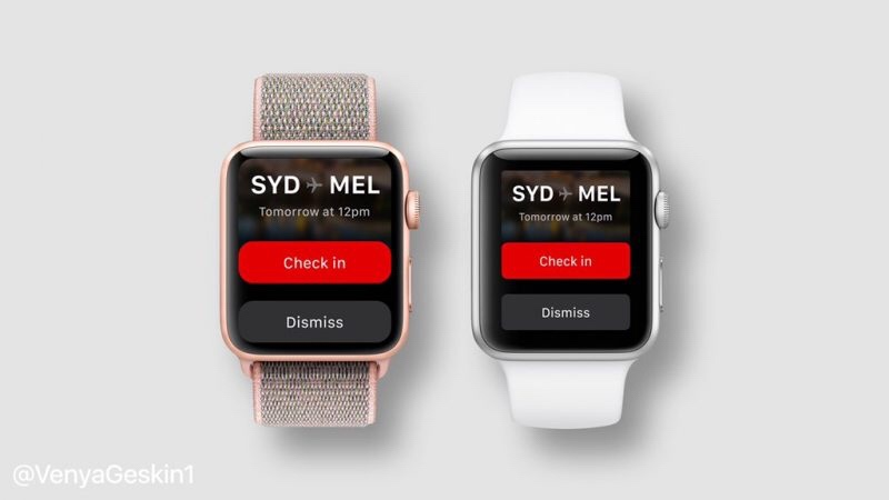 Apple Watch Series 4 Rumours, Price & Release Date