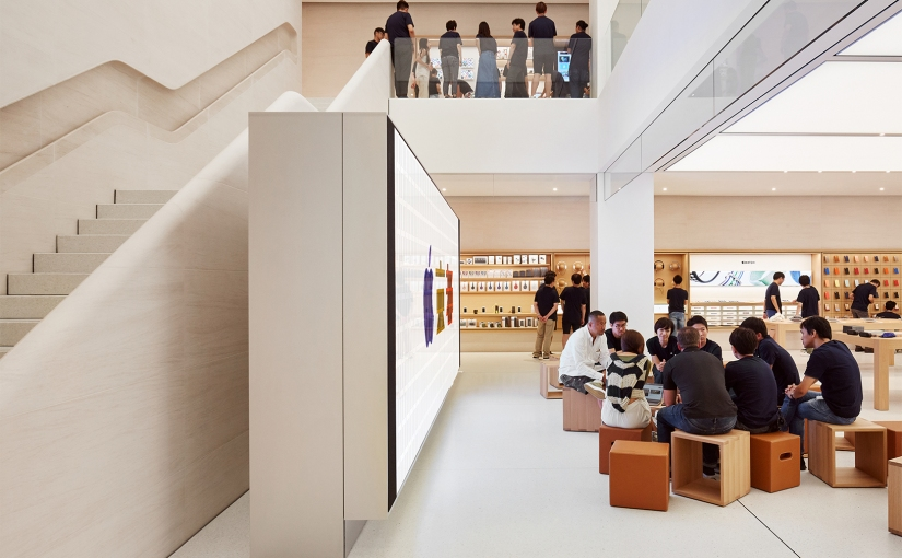 Apple shares new photos of its first Kyoto Store ahead of Saturday's Grand Opening