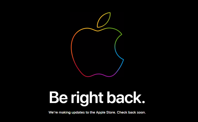 Apple Online Store down ahead of tonights Series 4 Apple Watch, and Xs/Xs MaxPre-Orders
