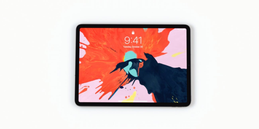 Download the new iPad Pro wallpapers