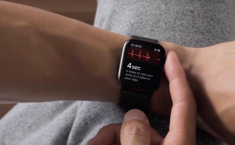 All You Need To Know About Apple Watch Series 4 ECGFeature.