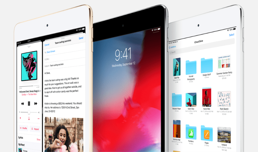 New iPad mini 5 leak shows off cutouts for the camera, speakers, amongmore