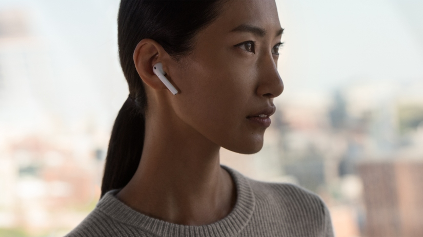 AirPods 2 launching the first half of 2019, will support health features