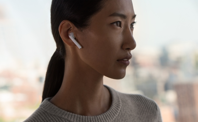 AirPods 2 launching the first half of 2019, will support healthfeatures