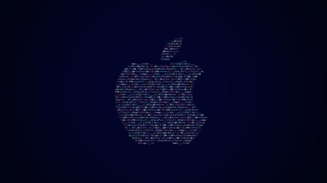 apple code logo