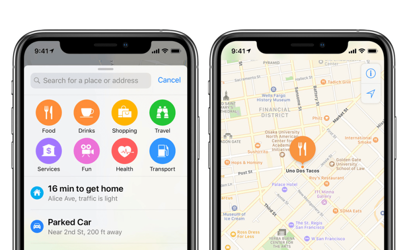Apple Maps Navigation Now Available In India.