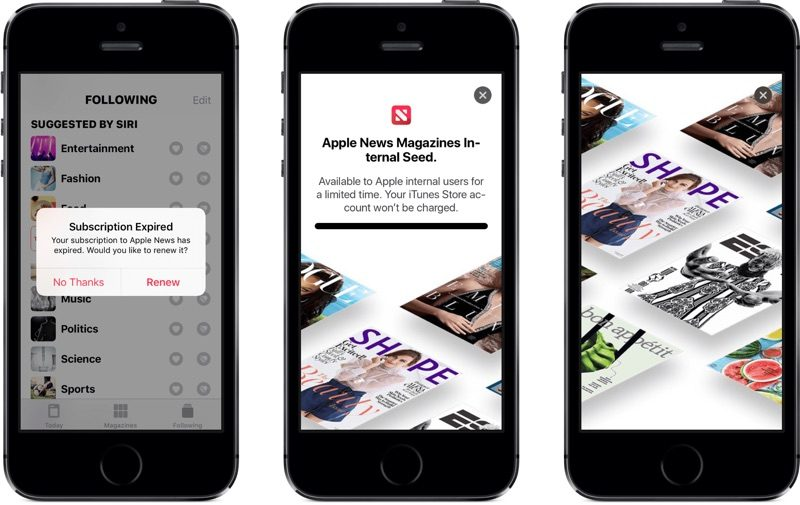 iOS 12.2 Beta suggests Apple's upcoming magazine subscription service is coming soon