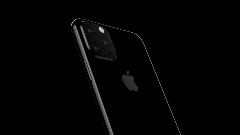 New iPhone XI renders show off a square camera bump and three cameras