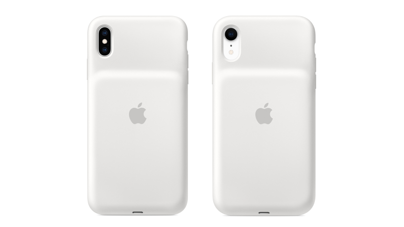 Apple launches Smart Battery case for iPhone Xs, Xs Max, and Xr
