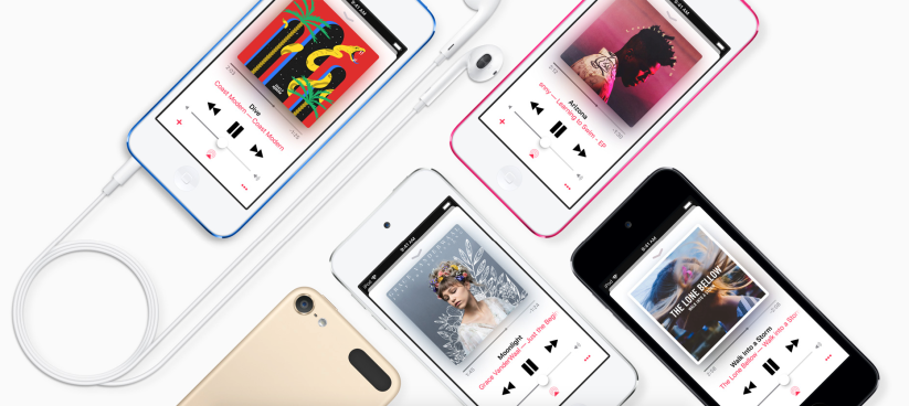 Report: Apple said to be working on a new iPod touch