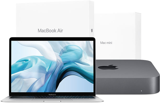 refurb-mac-mini-2018-macbook-air-2018