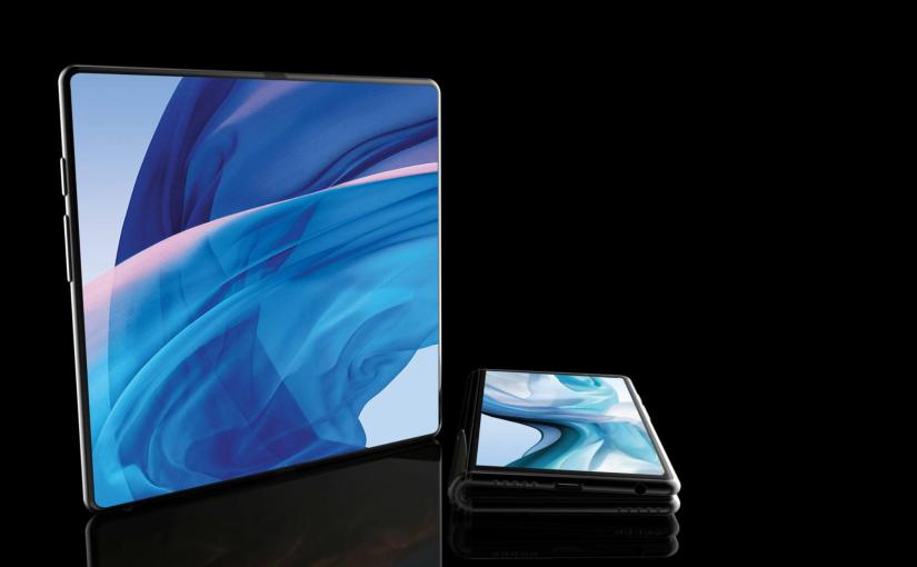 Apple's Take On FoldablePhones