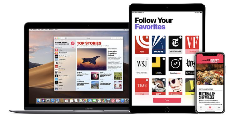 Apple News+ Is Violating App Store Guidelines