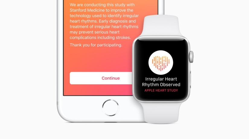 Stanford Medicine announces results from Apple Heart Study partnership