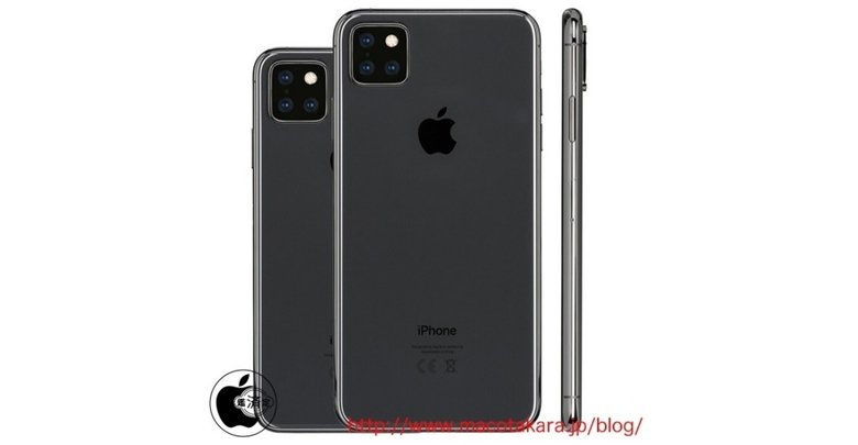 Latest iPhone 11 Rumors Suggest that there's Triple Cameras on the 2019iPhone