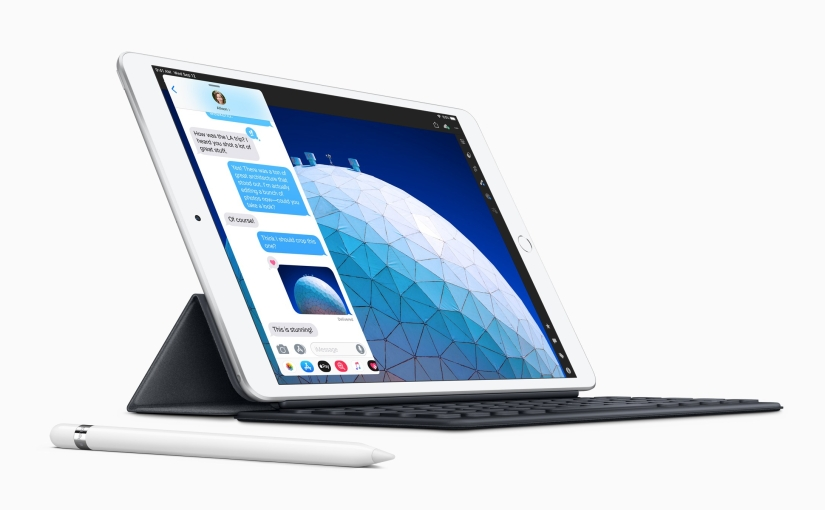 iPad Air: Here's everything you need to know about the new mid-range iPad
