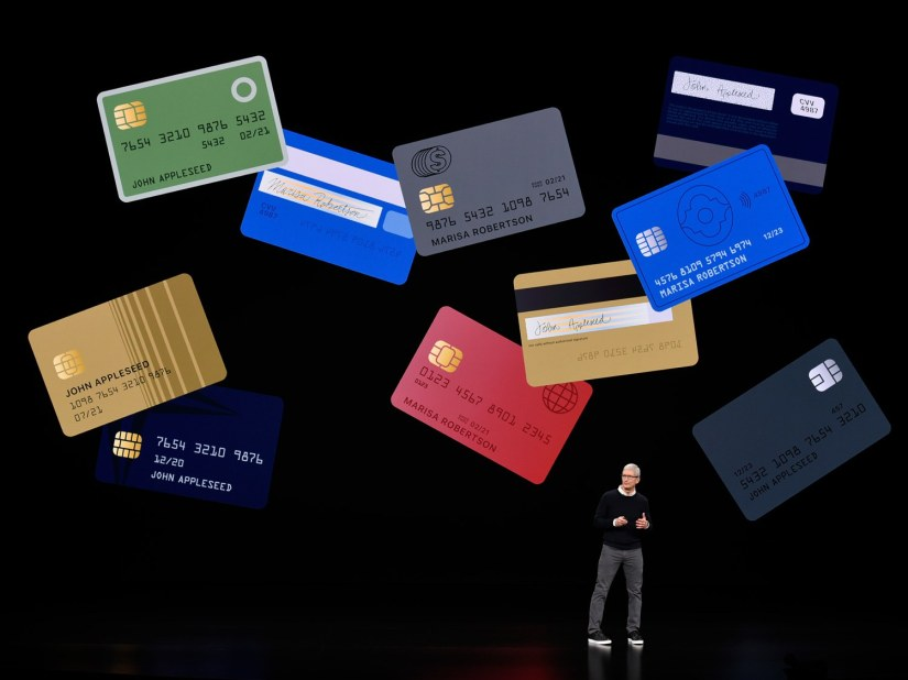 Banks May Be Unhappy because of Apple Card