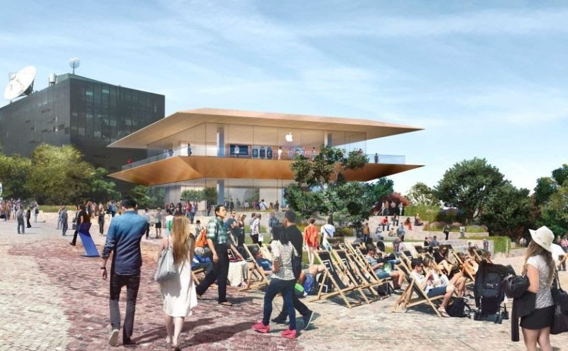 Apple's Proposal to Demolish the Yarra Building in Melbourne Federal Square isRevoked