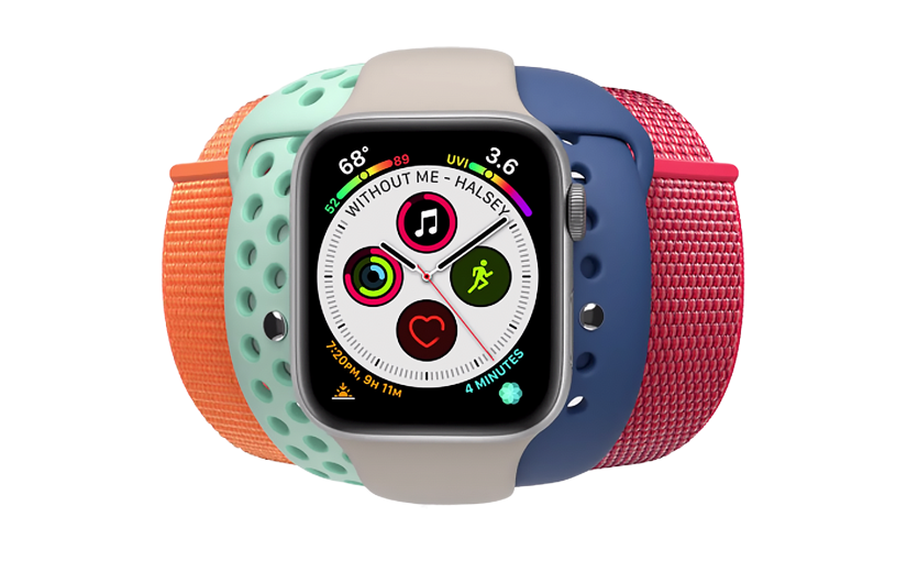 Apple publishes new 'More Powerful, More Colorful' Watch ad highlighting new bandcolors
