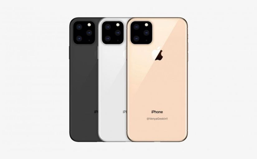 Apple To Launch Two New iPhones With Triple-lens Cameras In 2019