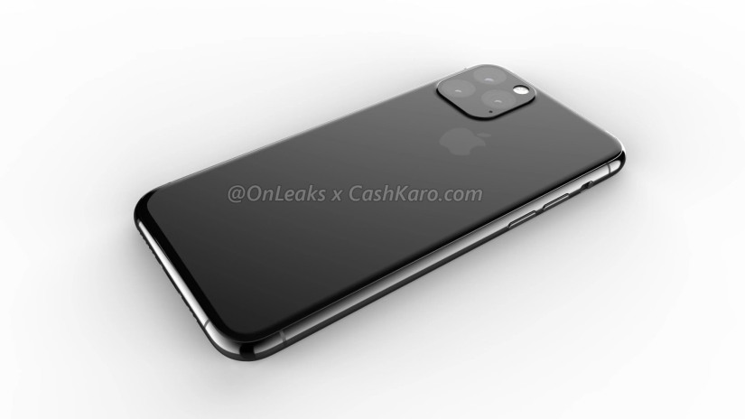 OnLeaks Leaks iPhone XI with Thicker Chassis and Redesigned SilentSwitch