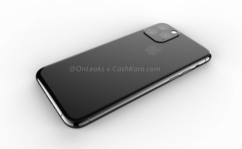 OnLeaks Leaks iPhone XI with Thicker Chassis and Redesigned Silent Switch
