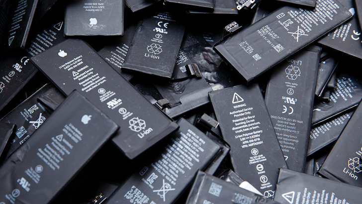 Report: Improved Battery Capacities For UpcomingiPhones