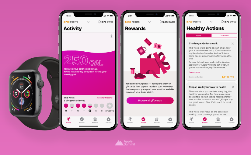 Aetna health insurance customers can earn a free Apple Watch through new Attain wellness app