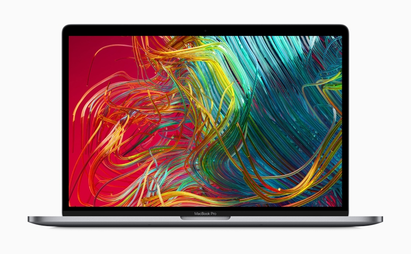 Apple updates MacBook Pros with new processors and a revisedkeyboard