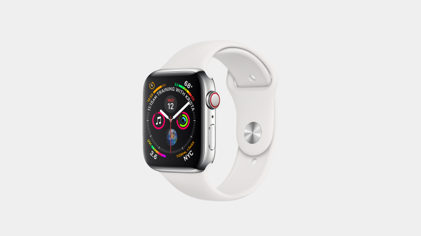 Stainless Steel Apple Watch Series 3 Replacements Get Series 4Upgrades