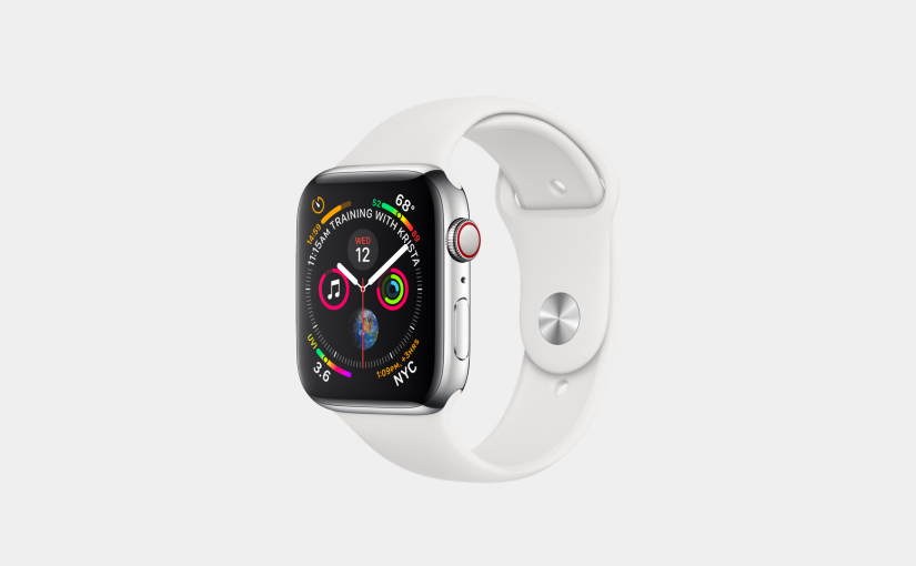 Stainless Steel Apple Watch Series 3 Replacements Get Series 4 Upgrades