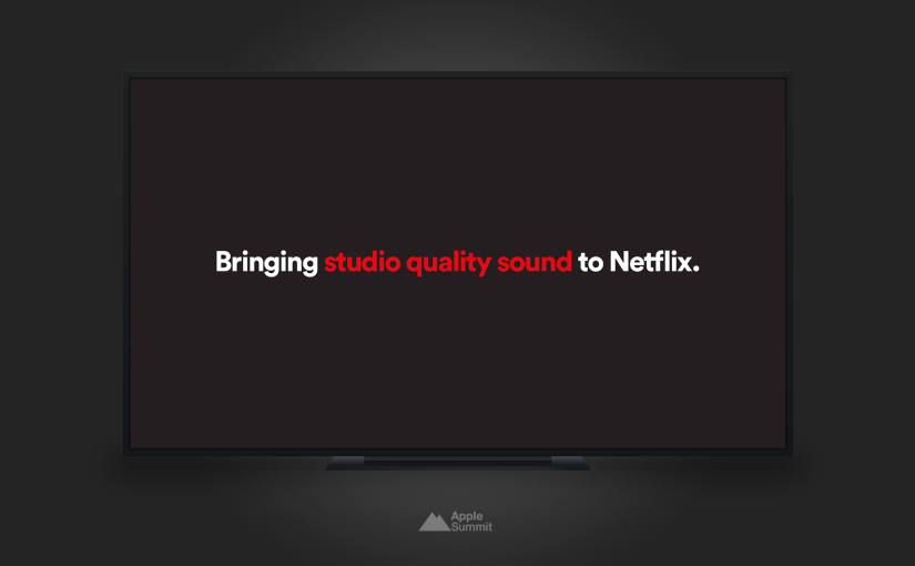Netflix announces improved audio quality for Apple TV 4Kusers
