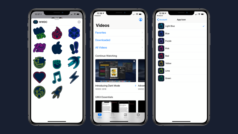 WWDC App Update Rolls Out For Summer2019
