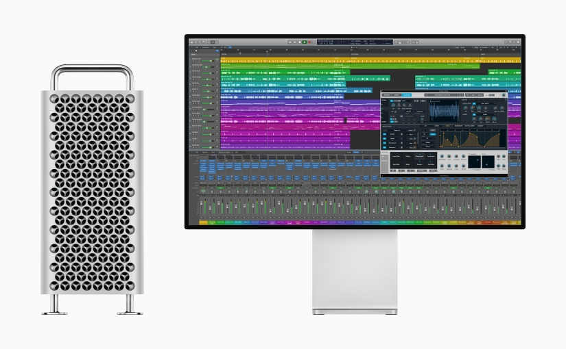 Logic Pro X 10.14.5 Updates with Performance Improvements