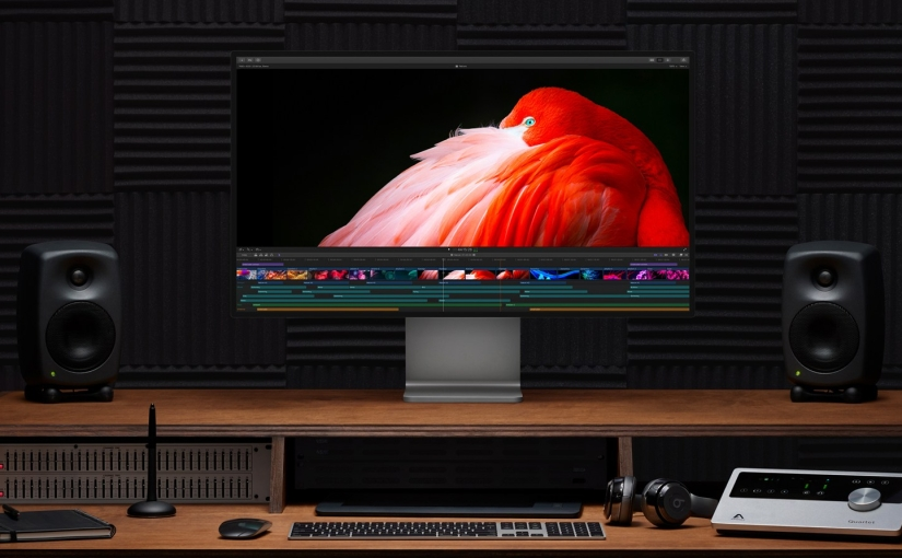 Apple introduces new 6K Pro Display