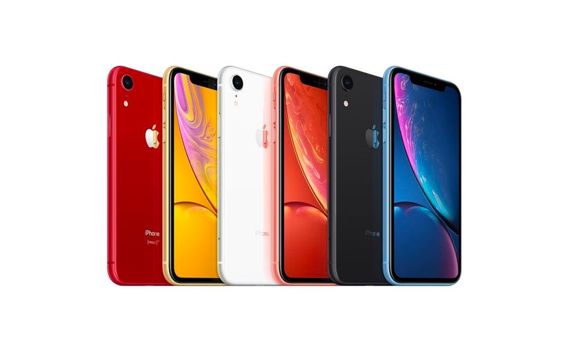 iPhone XIR to Receive 5% Gain in Battery Capacity