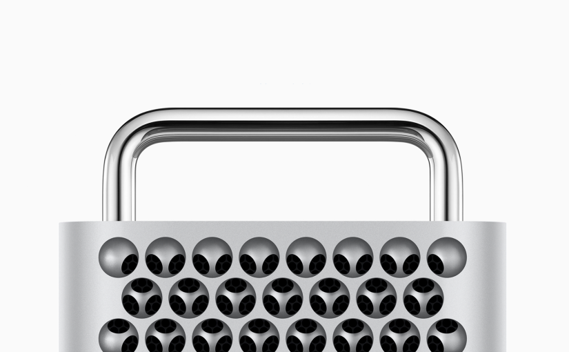 The cheesegrater Mac Pro design is back, but more modular and powerful