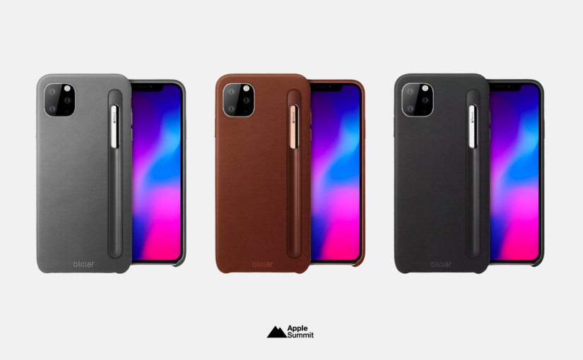 iPhone case maker Olixar releases new iPhone 11 cases ahead of September event